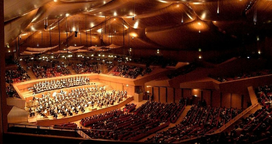 Como assistir shows no auditorium parco della musica for Auditorium parco della musica sala santa cecilia posti migliori